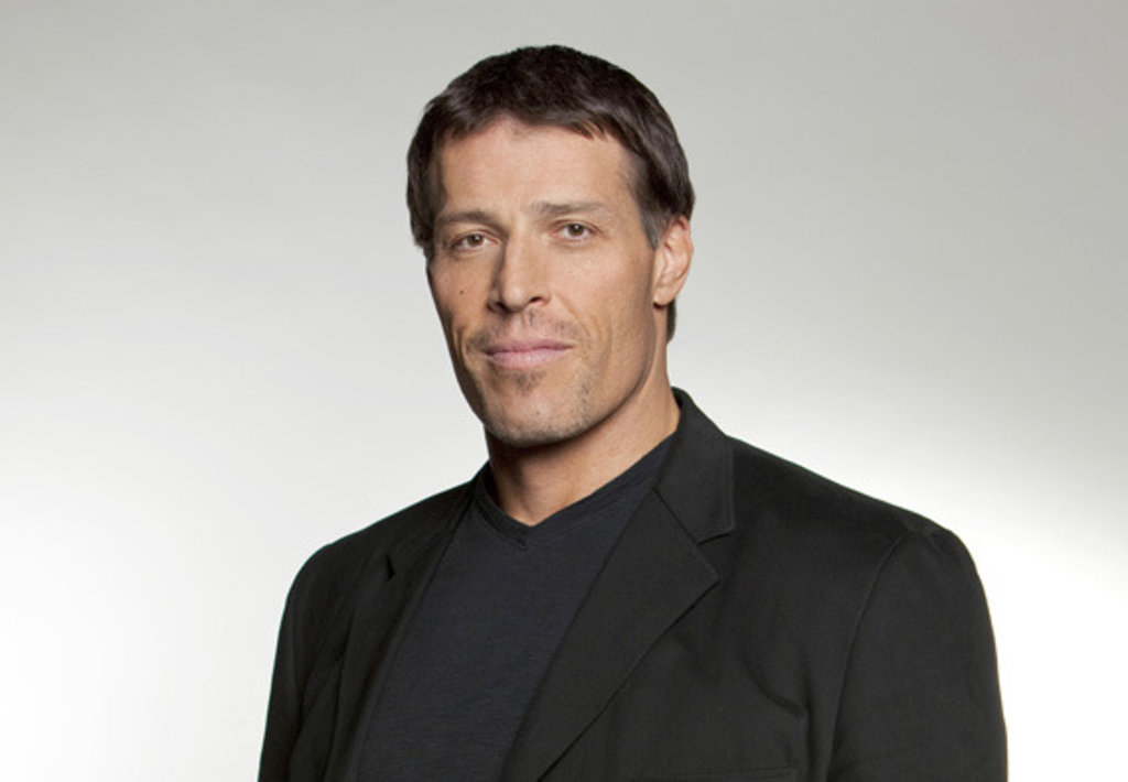 Tony Robbins Health Mastery Tips